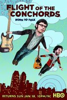 The Flight of the Conchords movie poster (2007) picture MOV_2dd62412