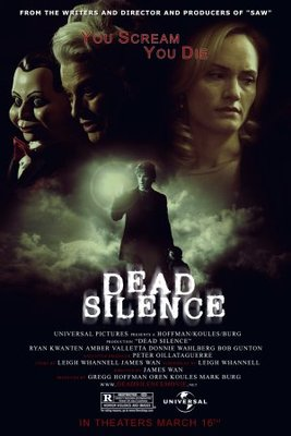 Dead Silence movie poster (2007) poster MOV_2dd86bb7