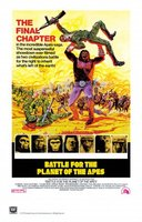 Battle for the Planet of the Apes movie poster (1973) picture MOV_2ddab683