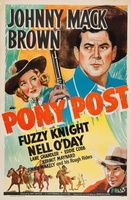 Pony Post movie poster (1940) picture MOV_2ddccbed