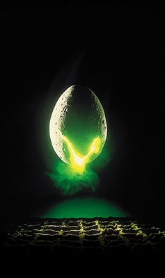 Alien movie poster (1979) poster MOV_2ddd07b5