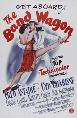 The Band Wagon movie poster (1953) poster MOV_2de1e683