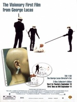THX 1138 movie poster (1971) picture MOV_2de2bddf