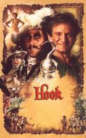 Hook movie poster (1991) picture MOV_2de353be