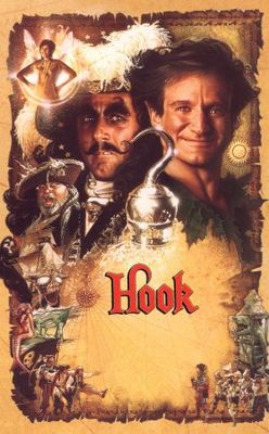 Hook movie poster (1991) poster MOV_2de353be