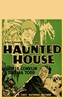 The Haunted House movie poster (1928) picture MOV_2df04f7e