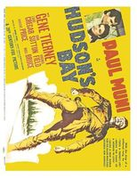 Hudson's Bay movie poster (1941) picture MOV_2df0dfa6