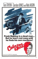 Color Me Dead movie poster (1969) picture MOV_2df6ce8b