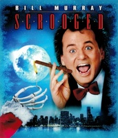 Scrooged movie poster (1988) picture MOV_2df82f3e