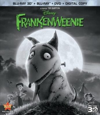 Frankenweenie movie poster (2012) poster MOV_2dfbbf29