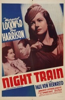 Night Train to Munich movie poster (1940) picture MOV_2dfee6f9