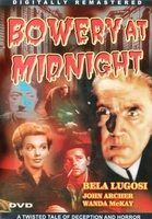 Bowery at Midnight movie poster (1942) picture MOV_2e046a78