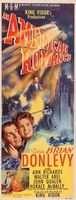 An American Romance movie poster (1944) picture MOV_2e056b29