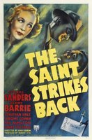 The Saint Strikes Back movie poster (1939) picture MOV_2e05a21a