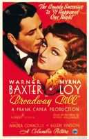 Broadway Bill movie poster (1934) picture MOV_2e05e511