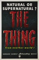 The Thing From Another World movie poster (1951) picture MOV_2e0afe59