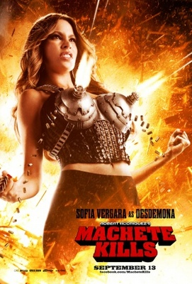 Machete Kills movie poster (2013) poster MOV_2e140441