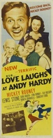 Love Laughs at Andy Hardy movie poster (1946) picture MOV_2e149fe9