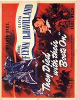 They Died with Their Boots On movie poster (1941) picture MOV_2e18880e