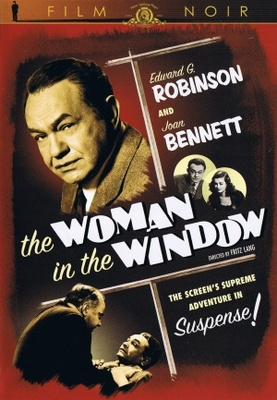 The Woman in the Window movie poster (1945) poster MOV_2e19895d