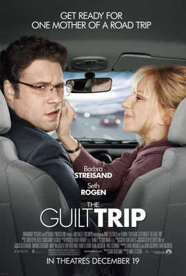 The Guilt Trip movie poster (2012) poster MOV_2e19d2fe