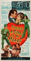 There's a Girl in My Heart movie poster (1949) picture MOV_2e209793