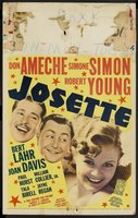 Josette movie poster (1938) picture MOV_2e24aa6d