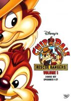Chip 'n Dale Rescue Rangers movie poster (1989) picture MOV_2e24cb30