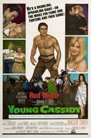 Young Cassidy movie poster (1965) picture MOV_2e37ffb5