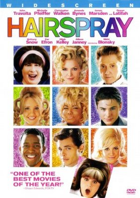 Hairspray movie poster (2007) poster MOV_2e3e64be