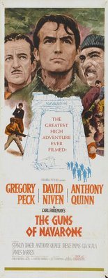 The Guns of Navarone movie poster (1961) poster MOV_2e47a3b1
