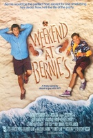 Weekend at Bernie's movie poster (1989) picture MOV_2e59d82d