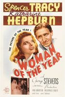 Woman of the Year movie poster (1942) picture MOV_2e5c9177