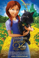 Legends of Oz: Dorothy's Return movie poster (2014) picture MOV_2e5e26fd