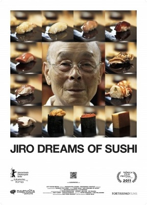 Jiro Dreams of Sushi movie poster (2011) poster MOV_2e72915d