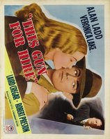 This Gun for Hire movie poster (1942) picture MOV_2e7536fa