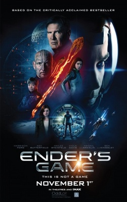 Ender's Game movie poster (2013) poster MOV_2e7e8e73