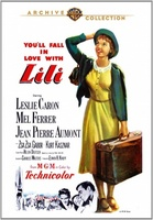 Lili movie poster (1953) picture MOV_2e7f1336