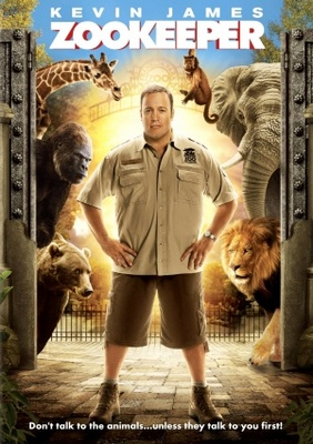 The Zookeeper movie poster (2011) poster MOV_2e7f8a02