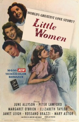 Little Women movie poster (1949) poster MOV_2e80102f