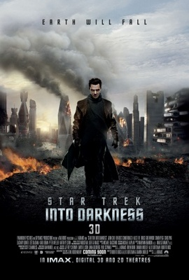 Star Trek Into Darkness movie poster (2013) poster MOV_2e858a6e