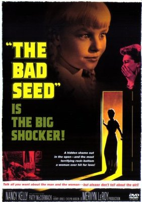 The Bad Seed movie poster (1956) poster MOV_2e85eec1