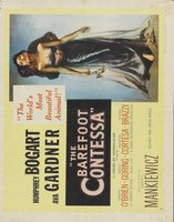 The Barefoot Contessa movie poster (1954) picture MOV_2e89b3f8