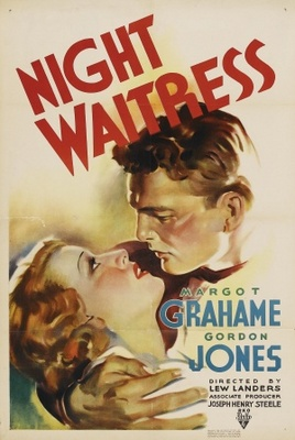 Night Waitress movie poster (1936) poster MOV_2e8f7385