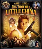 Big Trouble In Little China movie poster (1986) picture MOV_2e952c42