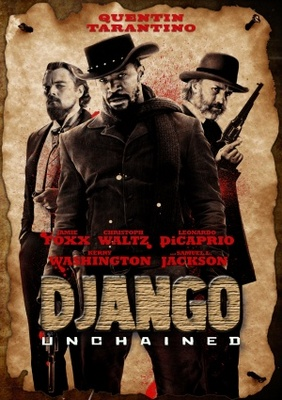 Django Unchained movie poster (2012) poster MOV_2e993a5a
