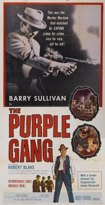 The Purple Gang movie poster (1959) poster MOV_2e99ded9
