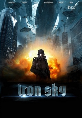 Iron Sky movie poster (2012) poster MOV_2e9a308d