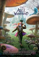 Alice in Wonderland movie poster (2010) picture MOV_2e9e14fc