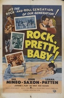Rock, Pretty Baby movie poster (1956) picture MOV_2ea28419
